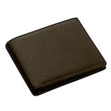 ブレイリオ サフィアーノ 小銭入れ付き二つ折り財布 102-20 チョコ