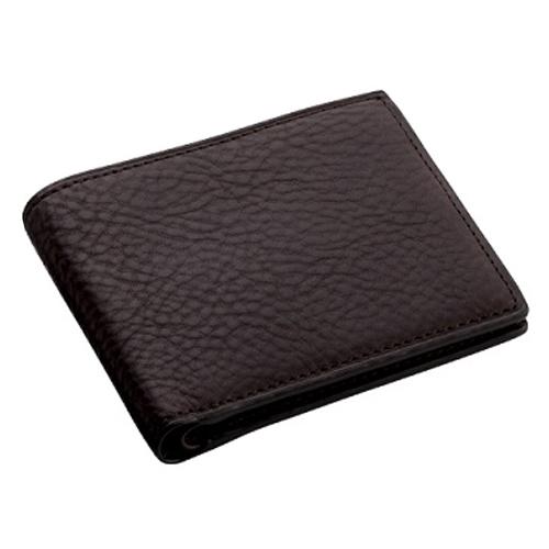 ブレイリオ ミネルバボックス 二つ折り財布 109-20 チョコ