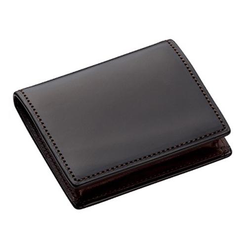 ブレイリオ ブライドルレザー BOX型 小銭入れ 232-20 チョコ