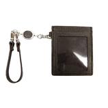 ブレイリオ NEWクリスタル パス&カードケース 243-20 チョコ