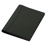 ブレイリオ NEWクリスタルレザー ノートカバー A4 343-10 ブラック