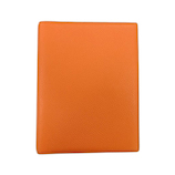 ブレイリオ(Brelio) モルビド A5サイズ システム手帳 6穴16mm 735 オレンジ×ガーデニア