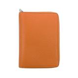 ブレイリオ(Brelio) モルビド ミニ6サイズ システム手帳 6穴15mm 752 オレンジ×ガーデニア