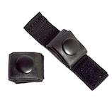 ソロツーリスト すっきりストラップ レザー ST-75 ブラック 2個入│バッグアクセサリー・パーツ