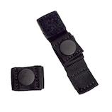 ソロツーリスト すっきりストラップ テープ ST-55 ブラック 2個入│バッグアクセサリー・パーツ