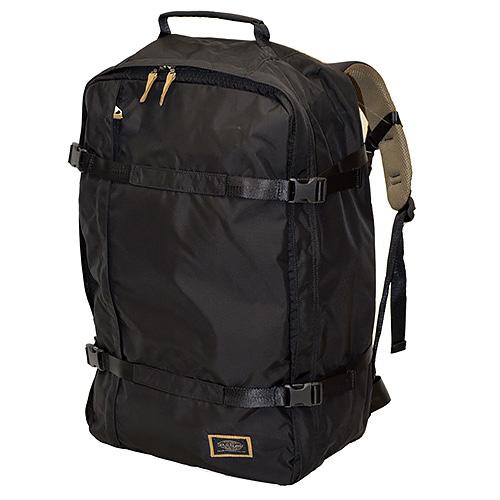 ソロツーリスト HTバックパック ブラック 41L│ビジネスバッグ・ブリーフケース 3WAYバッグ