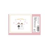 プロペラスタジオ ポップアップウエディンググリーティングカード HP/TAG-517 ピンク│カード・ポストカード バースデー・誕生日カード