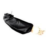 東京科学 防炎加工アームカバー ブラック Sサイズ