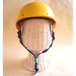 進和化学工業 小学生・園児用ヘルメットD 型黄