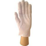 綿白手袋2双入り L