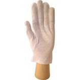 綿白手袋2双入り S│安全用品・保安用品 作業用手袋