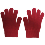 マジック手袋 赤