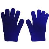 マジック手袋 青