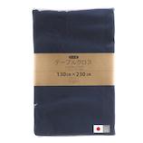 東京科学 テーブルクロス 130×230cm ネイビー