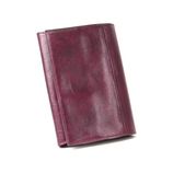 ASHFORD イシュー ブックカバー 文庫サイズ 8079−078 パープル