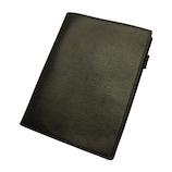 アシュフォード(ASHFORD) キャロル キャロル システム手帳 A5 15mm 3096−011 ブラック