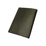 アシュフォード(ASHFORD) キャロル ブックカバー 文庫サイズ 8599−011 ブラック