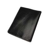 アシュフォード(ASHFORD) ディープ ブックカバー 文庫サイズ 8683ー011 ブラック