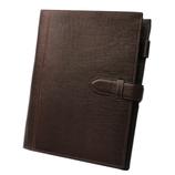 アシュフォード(ASHFORD) ディープ システム手帳本体 A5 3102ー022 ブラウン