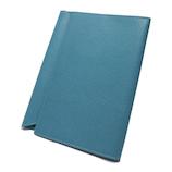 アシュフォード(ASHFORD) テンカラーズ 文庫サイズブックカバー 8685−074SB スカイブルー