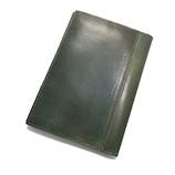 アシュフォード(ASHFORD) ドローイング ブックカバー 文庫サイズ 8688−054 カーキ