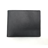 アシュフォード キュリオ 札挟2折ウォレット 9159−011 ブラック│財布・名刺入れ 二つ折り財布