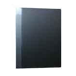 アシュフォード(ASHFORD) 保存バインダー ミニ6 17mm 1701-011 ブラック│システム手帳・リフィル 6穴バインダー