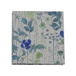 アシュフォード タナローンローブ 6904−016 Irma(ブルーの花)