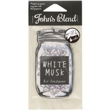 John's Blend エアーフレッシュナー ホワイトムスク