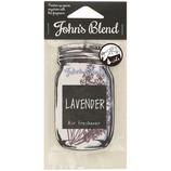 John's Blend エアーフレッシュナー ラベンダー
