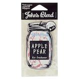 John's Blend エアーフレッシュナー アップルペアー