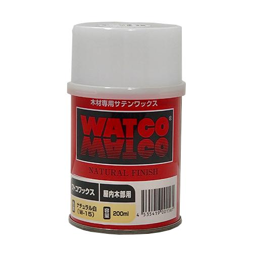 北三 ワトコワックス 200ml W-15 ナチュラル白