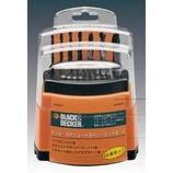 ブラック&デッカー(BLACK&DECKER) ドリルビットセット 15095 23P
