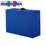 【Setでお得】マニフレックス フライニットウィング セミダブル ブルー 【メーカー直送品】お届けまで約1週間~10日間
