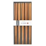 シュガーランド(SugarLand) 抗菌 天然竹箸 5膳組│食器・カトラリー お箸