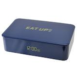 逸品社 EATUP シンプルランチボックス 800mL 43401-1 ネイビー
