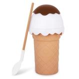 アイスクリームメーカー チョコ
