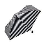 w.p.c 晴雨兼用雨傘 折りたたみ傘 リボンチャームmini 808−156_ブラック