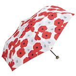 Wpc. 折りたたみ傘 ピオニ ミニ 552‐116RD レッド│レインウェア・雨具 折り畳み傘
