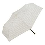 w.p.c 折りたたみ傘 ハートキルトミニ 784−117 グレー