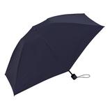 アンヌレラ 超撥水 折りたたみ傘 UN−105 ネイビー