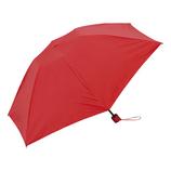 アンヌレラ 超撥水 折りたたみ傘 UN−105 レッド