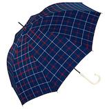 Wpc. アンヌレラ ロング UN‐1006 トラッドチェック│レインウェア・雨具 傘