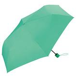 Wpc. 折りたたみ傘 アンヌレラ ミニ UN‐106GR グリーン│レインウェア・雨具 折り畳み傘