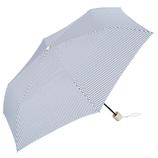 unnurella 超撥水 折り畳み傘 UN−106 ストライプ