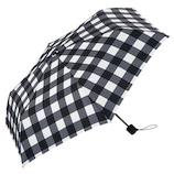 unnurella 超撥水 折り畳み傘 UN−106 ブロックチェック