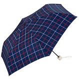 unnurella 超撥水 折り畳み傘 UN−106 トラッドチェック