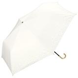 Wpc. 日傘 折りたたみ Sリムスター 801−697 ホワイト│レインウェア・雨具 日傘