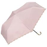 Wpc. 遮光フローラルスカラップ mini 801-9724 ピンク