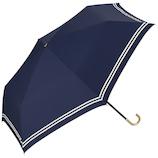 w.p.c 折りたたみ傘 晴雨兼用 レディース セーラー mini 801-9966 ネイビー